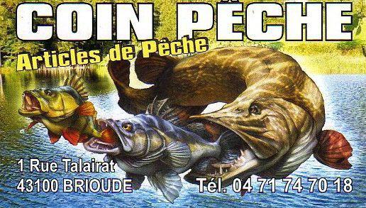 COIN PECHE BRIOUDE