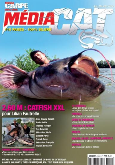 Couverture MEDIA CAT N°1