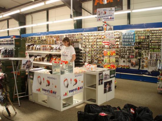 HERBSTMESSE chez FP ETTENHEIM Deutschland 09/2011